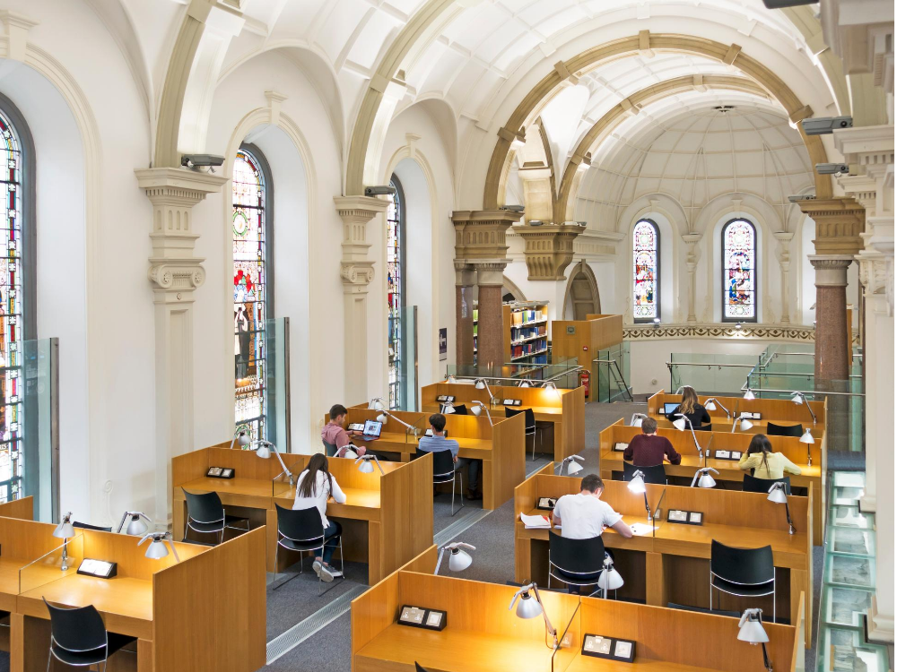 Smurfit Library (2)
